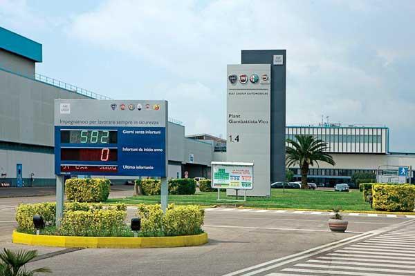 Pomigliano: all' FCA ancora nessun piano industriale.