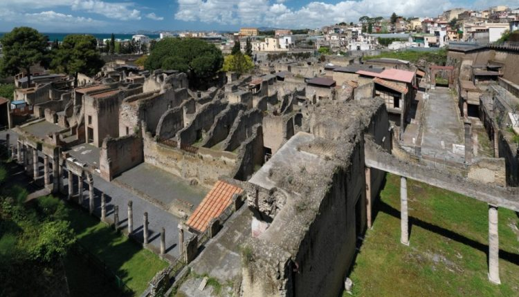 Il Parco Archeologico di Ercolano sarà presente alla Borsa del Turismo Archeologico di Paestum