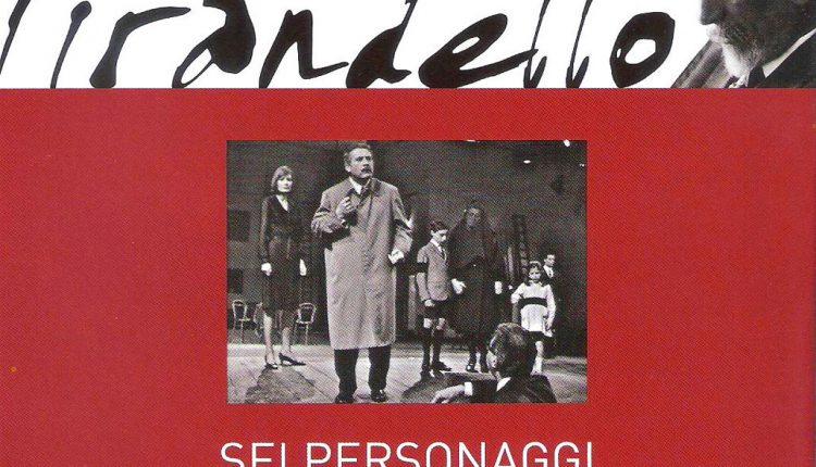 """Piazza Municipio: al Teatro Stabile viene messo in scena """"Sei personaggi in cerca d'autore"""" di Pirandello"""