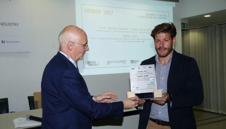 Vince il DigitalAwards a Bologna il Distretto per le costruzioni sostenibili della Campania STRESS