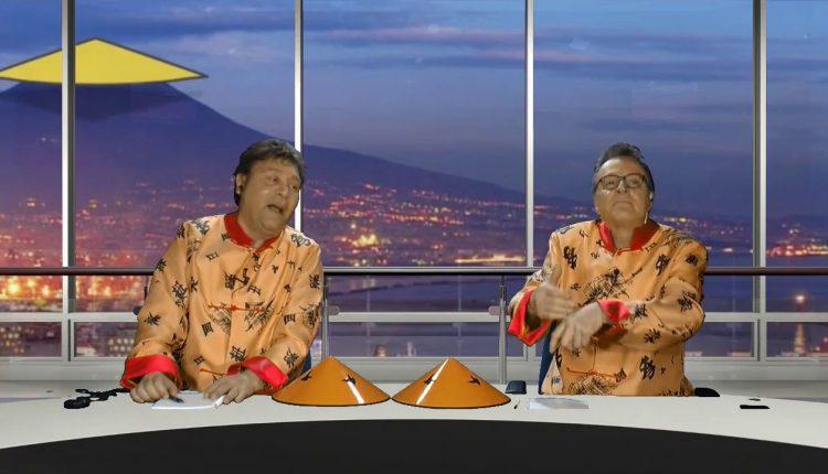 """Somma Vesuviana: alla Conad spettacolo con Lino D'Angiò ed Alan De Luca con """"Laiv Garibaldi"""""""