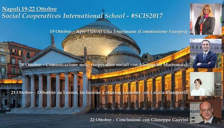 Napoli- Parte la Scuola Internazionale della Cooperazione Sociale