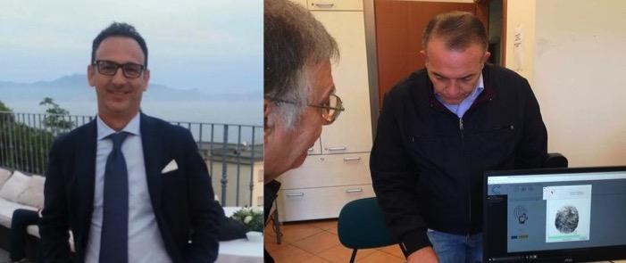 Da oggi il Comune di Somma Vesuviana rilascia la Carta d'identità elettronica (Cie), la prima richiesta è del sindaco