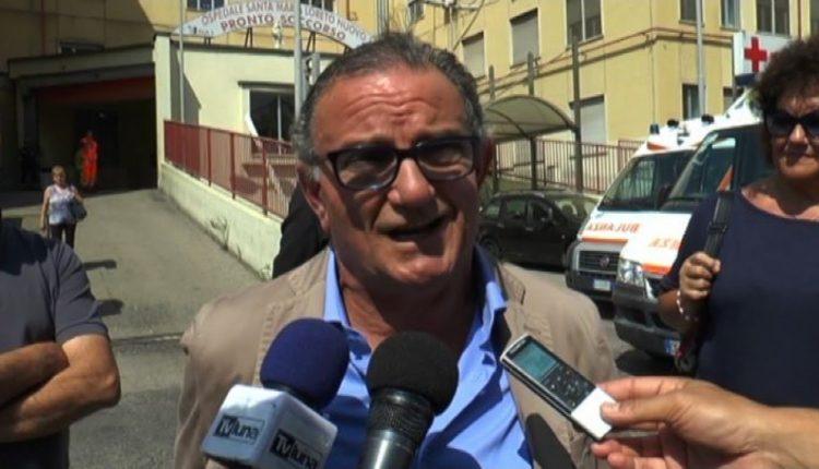 """""""Ospedale del Mare, obiettivo: aprire il 31 gennaio 2018"""", la fiducia dopo le troppe attese del direttore dell'Asl Na 1 Mario Forlenza"""