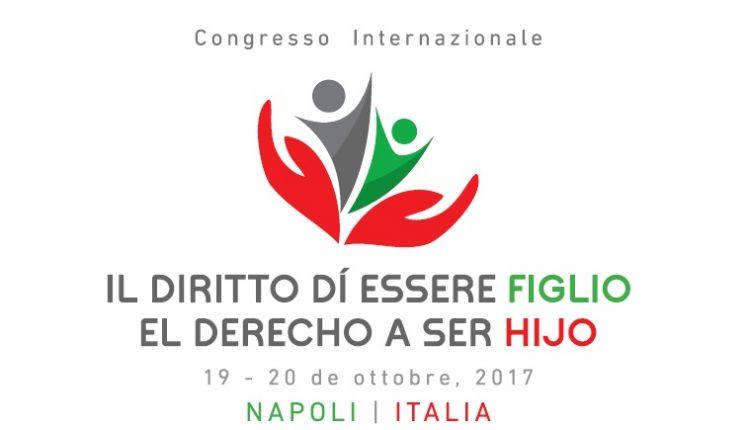 """""""Il diritto di essere figlio"""": a Napoli il Congresso internazionale sull'adozione rivendica il diritto di avere una famiglia"""
