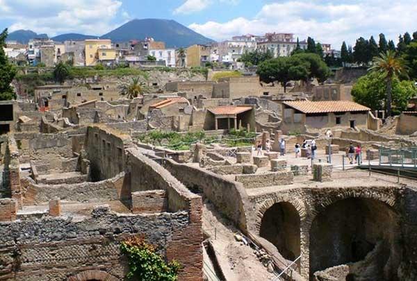 Parco Archeologico di Ercolano- Via alla stagione autunnale