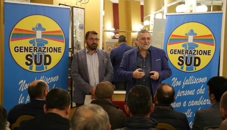 Generazione Sud- il nuovo movimento politico con Parisi e Contemi