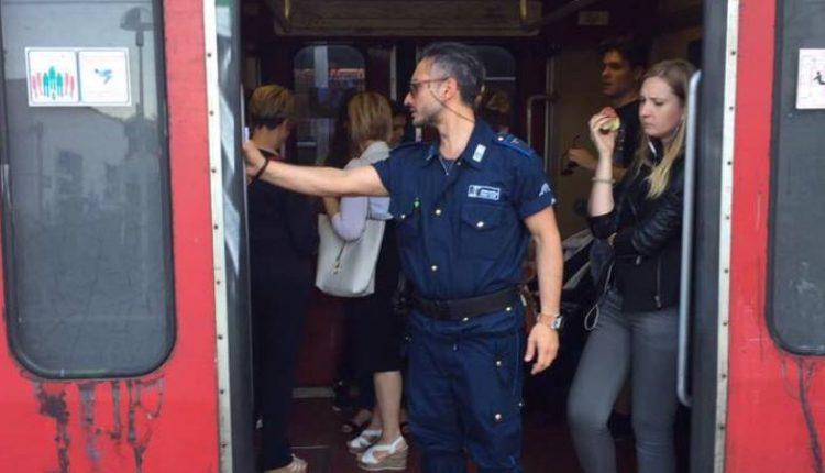 Allarme furti nella Circumvesuviana: turisti francesi borseggiati sul treno a Ercolano