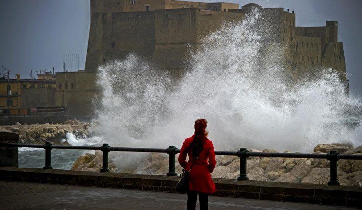 Maltempo: allerta fino alle 24 su buona parte della regione per piogge e temporali