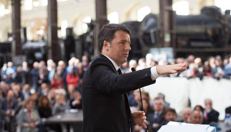 Pd, conferenza programmatica a Pietrarsa: nel parterre Felicori e don Loffredo, il prete dela quartiere Sanità