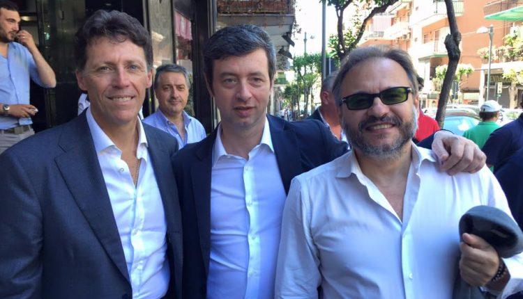 """Guerra fredda nel Pd e nel centro sinistra a Portici. Vincenzo Ruffino a capo della corrente dei """"critici"""""""
