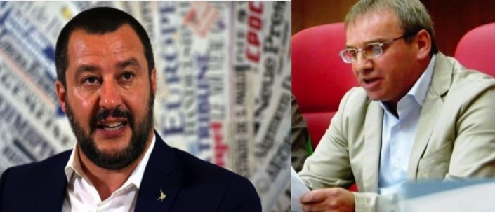 VERSO IL VOTO DI MARZO – Il presidente del Consiglio Comunale di Sant'Anastasia Mario Gifuni candidato leghista sotto il Vesuvio