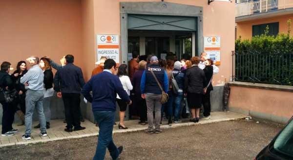 Emergenza Gori: lavori alla rete idrica e rubinetti a secco a Ercolano. Disservizi a Pollena Trocchia e in altri Comuni