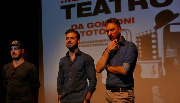 """""""E' arrivato il teatro"""" a San Giovanni a Teduccio il NEST presenta la nuova stagione teatrale 2017/18 con un programma ricco di appuntamenti"""