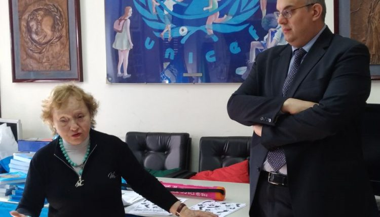 San Giorgio a Cremano: parte la Giornata Universale dei Diritti dell'Infanzia.