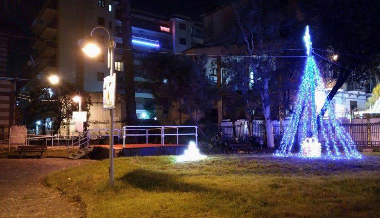 Natale a San Giorgio a Cremano- Stanziati 27 mila euro. Via libera alle luminarie