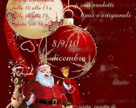 Il Villaggio di Babbo Natale torna a Pollena Trocchia: sorprese e divertimento per grandi e piccini