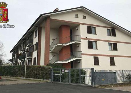 Maxi-sequestro a trafficante di droga  Villa nel Milanese con dipinto del Vesuvio e bar ai Navigli