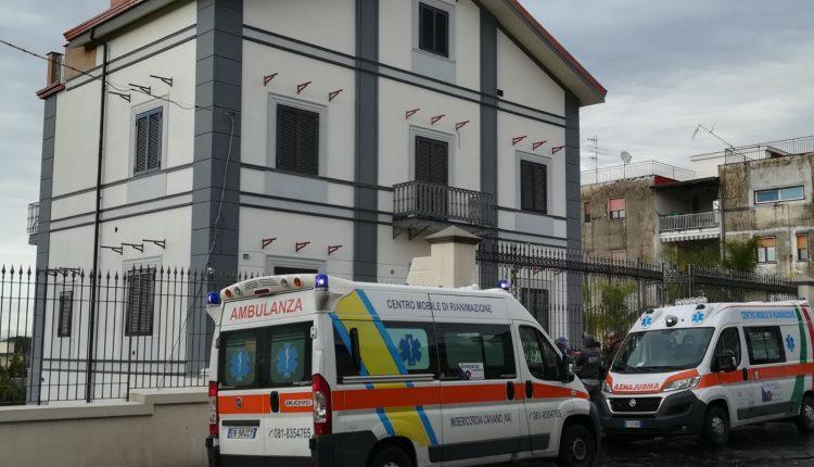 Tragedia a Sant'Anastasia: un operaio muore in via Madonna dell'Arco