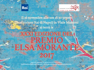 Premio Elsa Morante 2017- Premiati la misteriosa Elena Ferrante, il regista Giacomo Durzi e lo scrittore Francesco Piccolo