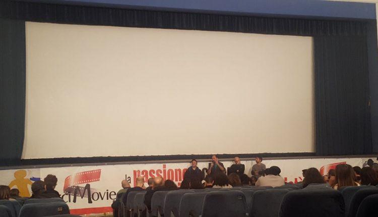 La Gatta Cenerentola. Intervista agli autori presenti alla serata di inaugurazione dell'Arci Movie