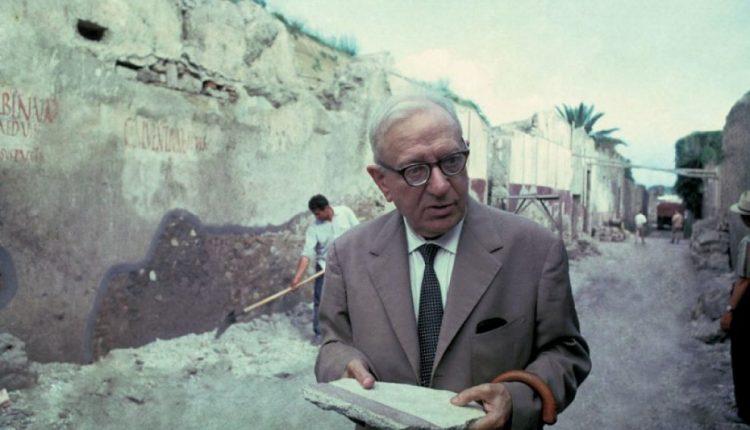 Al Parco Archeologico di Ercolano una giornata dedicata alla figura di Amedeo Maiuri in occasione del 90° anniversario dalla campagna di scavi del celebre soprintendente