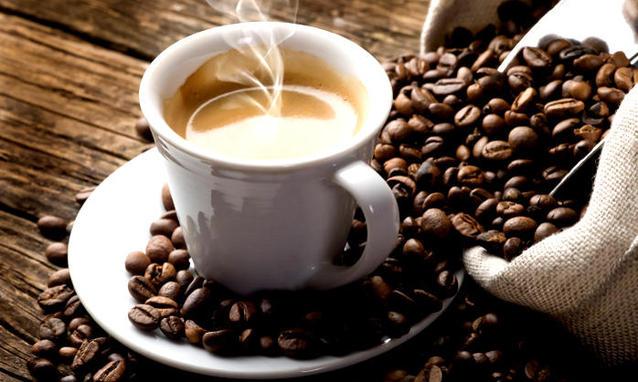 nella Sala Cinese della Reggia di Portici sede del Dipartimento di Agraria della  Federico II è protagonista il Caffè