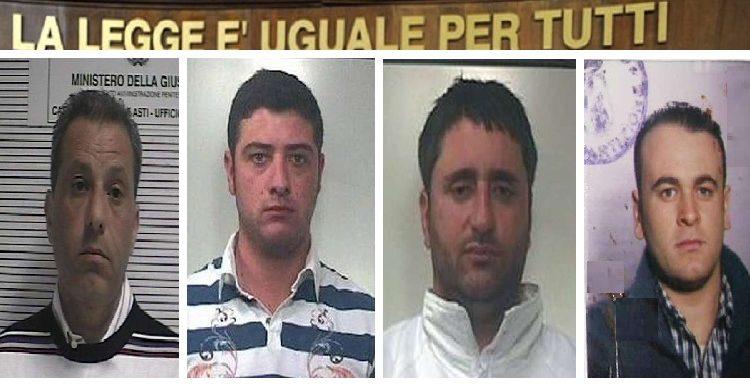 78 anni di carcere complessivi ai tre esponenti del clan Ascione Papale di Ercolano accusati dell'omicidio dell'innocente  Giorgio Scarrone