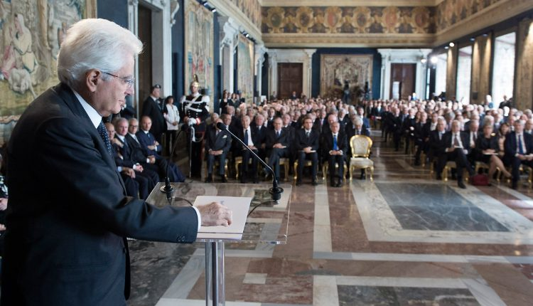 Festa dell'Unità Nazionale e la Giornata delle Forze Armate: nominati i cavalieri del lavoro