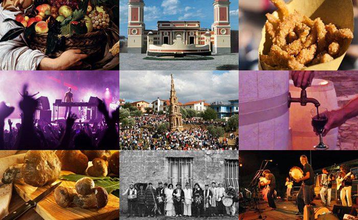 Eventi in Campania. Cultura e divertimento in tutta la regione
