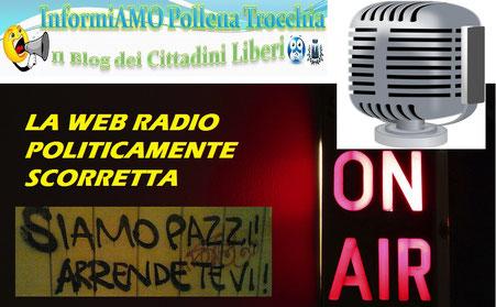 Torna la Web Radio di Pollena Trocchia: eventi, sport politica e cronaca in onda sul web