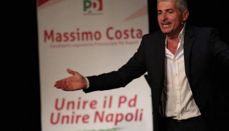 Stati Generali del Pd a Napoli, Massimo Costa è il nuovo segretario: ma al voto vanno solo in 500