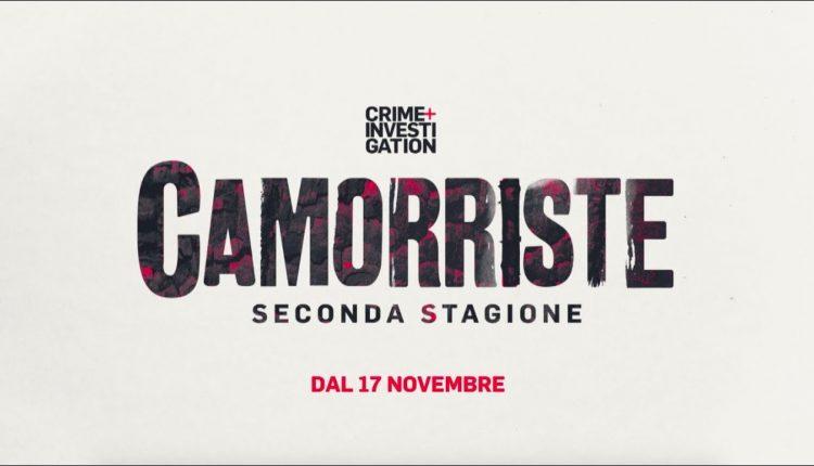 """""""Camorriste"""" la docu-serie di successo torna su Sky venerdì 17 Novembre"""