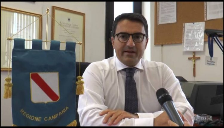 Regione Campania. Partiti i lavori di messa in sicurezza delle aree devastate dagli incendi nella scorsa estate