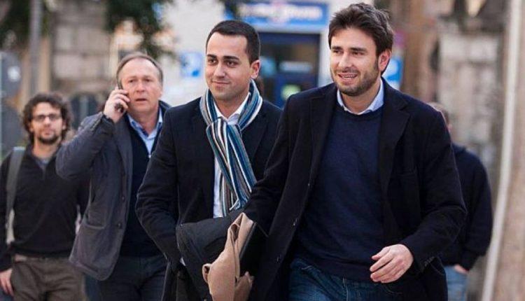 Il sindaco e il candidato premier, incontro Di Maio-De Magistris alla Camera