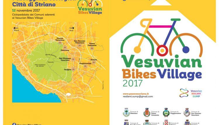 """""""Vesuvian Bikes Village 2017"""": quattro giorni di expo, passeggiate ecologiche, workshop e formazione professionale"""