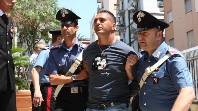 Ergastolo definitivo per Umberto Onda, lo stragista della camorra vesuviana