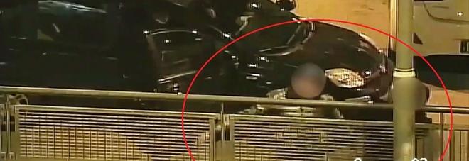 Rapina nel parcheggio del cinema multisala, arrestato il figlio del boss del Rione Sanità