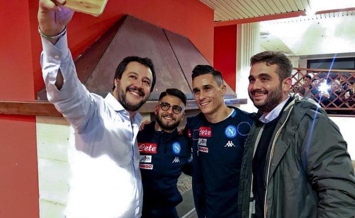 """Napoli, le scuse di Salvini non bastano: """"Atto cortesia ma parole su napoletani restano inaccettabili"""""""