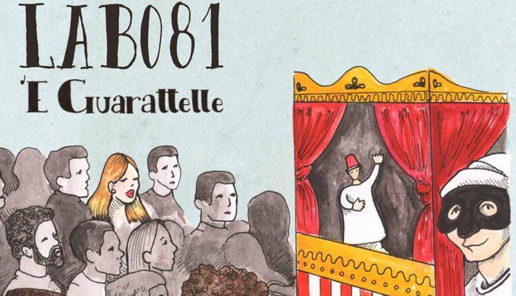 E Guarattelle: i Lab081 dal vivo a Napoli, sabato 9 dicembre al Boof in Via Santa Chiara