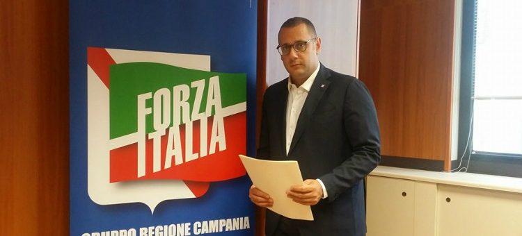 """Regione Campania, Forza Italia accusa: """"De Luca cancella la legge antisprechi"""""""