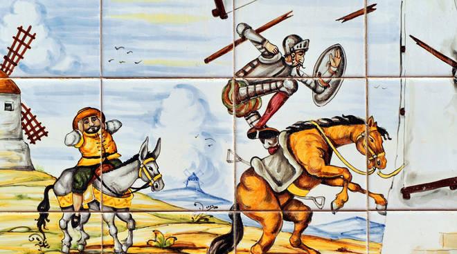 In mostra 57 edizioni del Don Chisciotte:a Napoli finoal 15 febbraio all'Istituto Cervantes