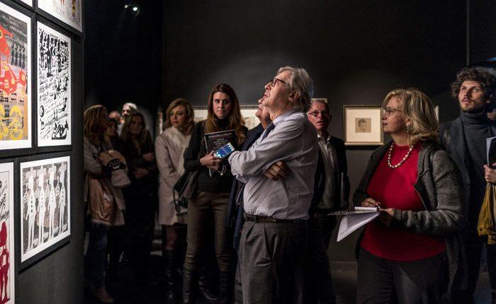 IL MUSEO DELLA FOLLIA – Nella Basilica della Pietrasanta, finoa maggio 2018 a cura di Vittorio Sgarbi