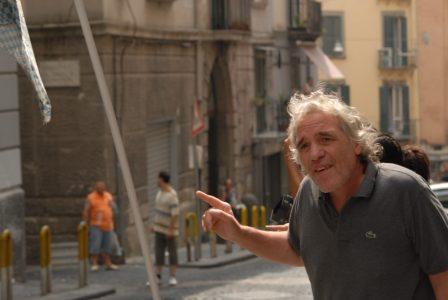 """AbelFerrara: """"Sarò a Napoli con Nino D'Angelo per il rilancio di Forcella attraverso il teatro"""""""