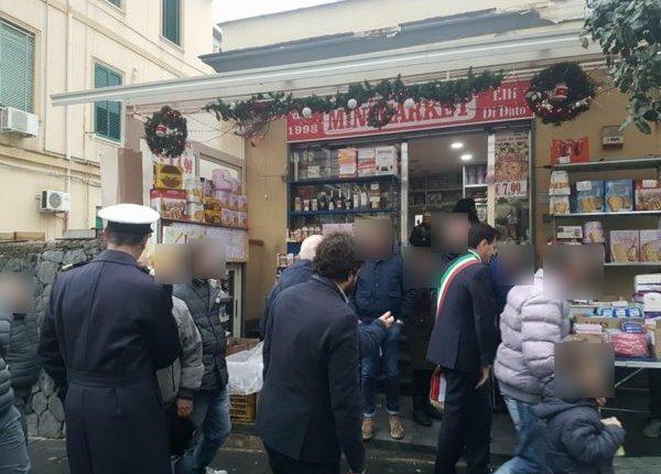 Grande successo nella città degli Scavi per la Marcia Antiracket oragnizzata da Fai, Comune, Radio Siani e Istituto Tilgher
