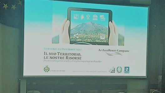 """LE ECCELLENZE CAMPANE – L'Istituto comprensivo """"D'Aosta"""" di Ottaviano si aggiudica il primo premio del concorso """"II mio territorio, le nostre risorse"""""""
