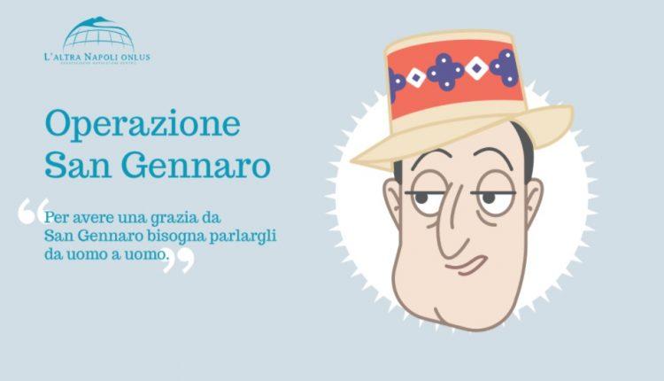 Dodici mesi per sostenere progetti di inclusione sociale al rione Sanità  L'Altra Napoli dedica il calendario 2018 a Totò.Con una donazione di 6 euro si possono realizzare sogni di speranza