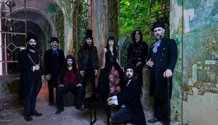 THE SPLEEN ORCHESTRAper la prima volta a Napoli il 15 dicembre all'Hart