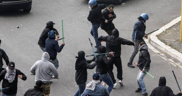 Turris-Taranto, tifosi pugliesi aggrediti in autogrill: un ferito e auto danneggiata