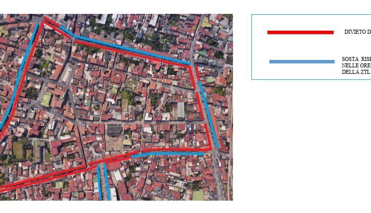 Pomigliano, istituzione della zona a traffico limitato, contro il traffico e la movida che diventa violenta